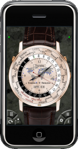 EC 3.1 world time watch